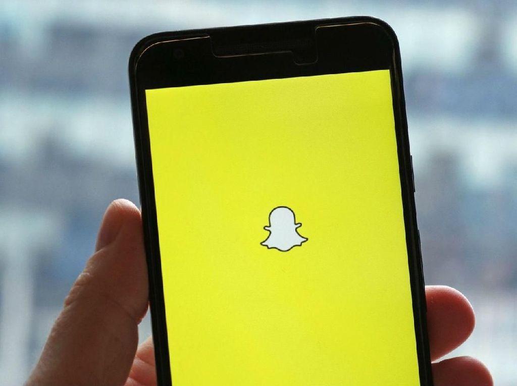 Seru! Filter Snapchat Sekarang Bisa Kenali Makanan