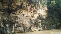 Genangan air di Gua Pindul di Gunungkidul (Husman Hadi/detikTravel)