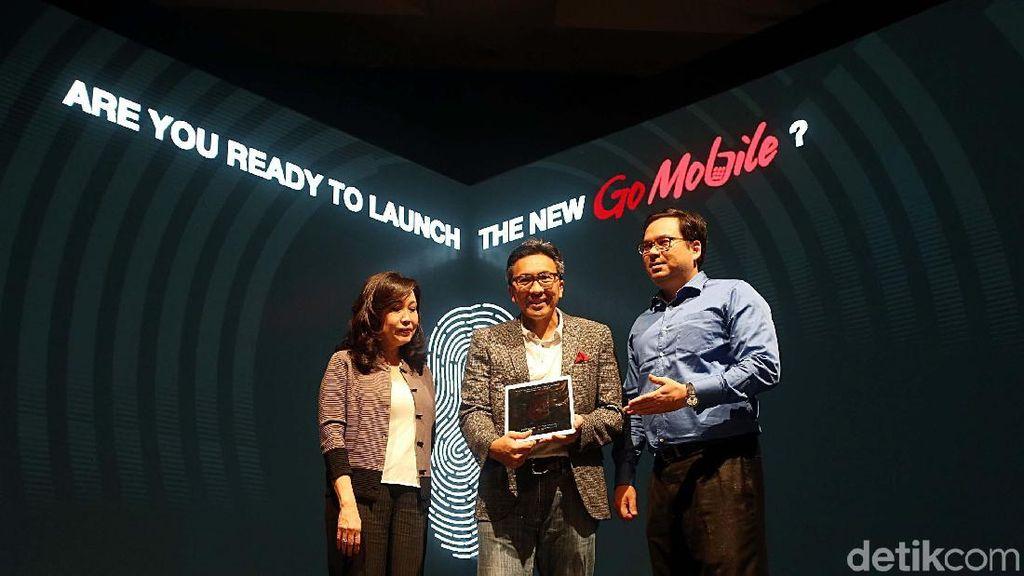 CIMB Niaga Luncurkan The New Go Mobile