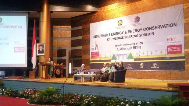 Pemerintah Siapkan SDM yang Ahli Kelola Energi Baru Terbarukan
