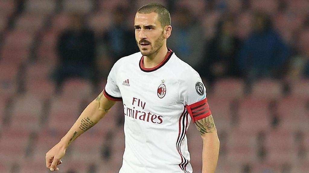 Bonucci Memang Sudah Waktunya Tinggalkan Juventus