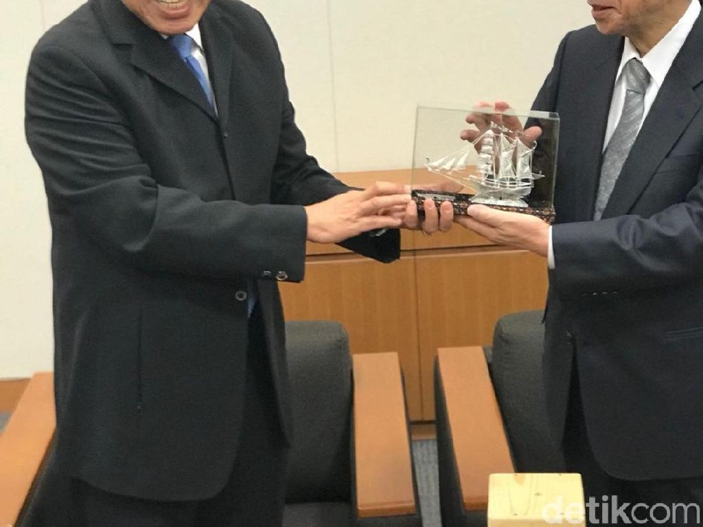 Pimpin Misi Dagang ke Jepang, Mendag Sowan ke Fukuda