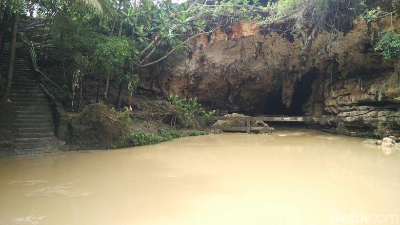 Gua Pindul di Gunungkidul (Usman Hadi/detikTravel)