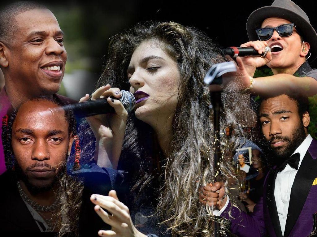 Album of The Year Grammy Awards 2018