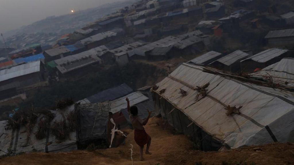 Bangladesh Tangkap 10 Pengungsi Rohingya yang Hendak ke Malaysia