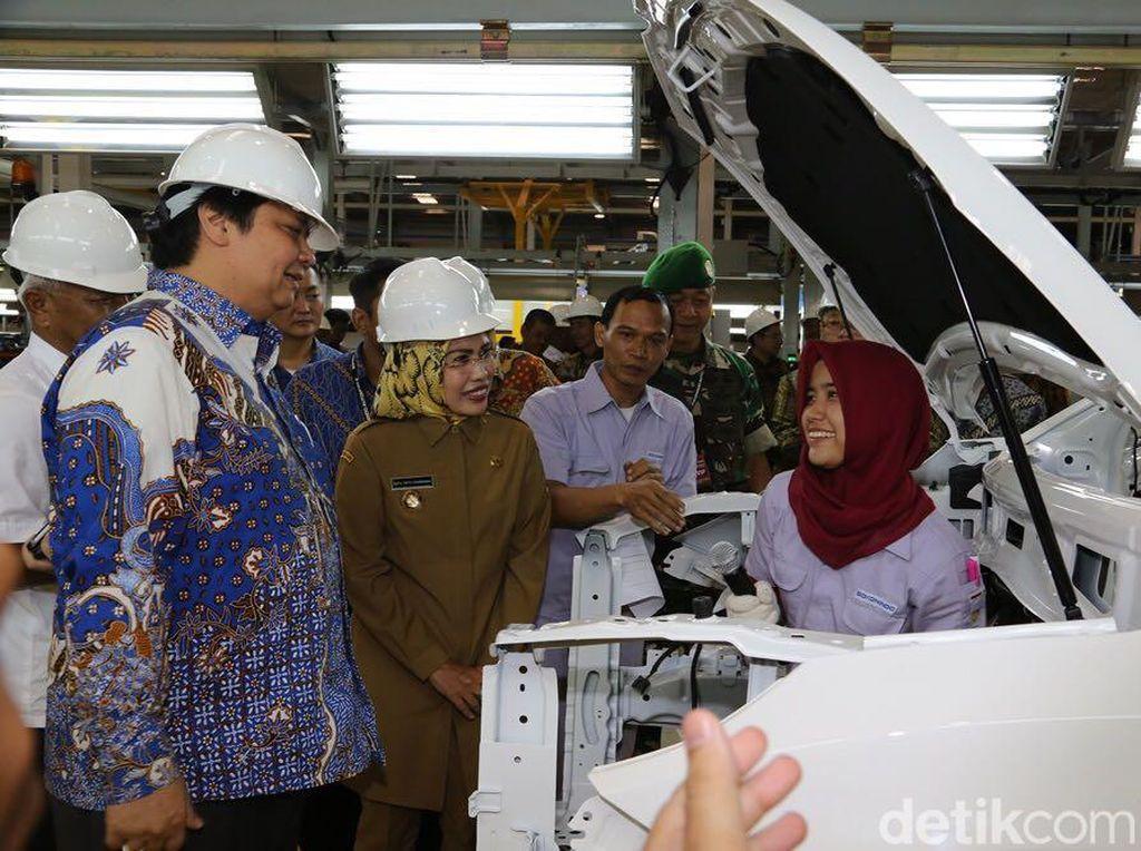 Pabrikan China Ini Siap Produksi Mobil Listrik di Indonesia