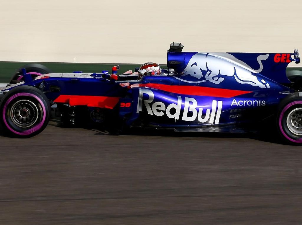 Hasil Tes Sean di Abu Dhabi Melebihi Ekspektasi Toro Rosso