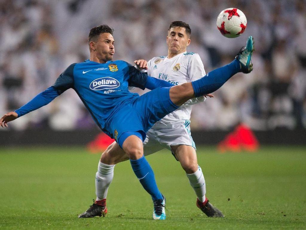 Madrid Lolos, Diimbangi Tim Divisi Tiga Tak Jadi Persoalan Besar