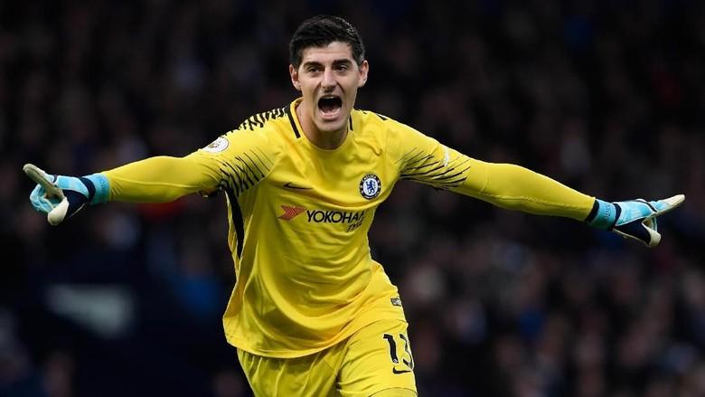 Agen Courtois Ke Chelsea: Terima Saja Proposal Madrid!