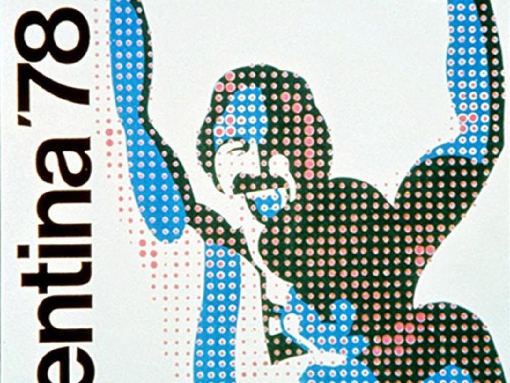 Foto: Poster-poster Piala Dunia (Bagian II)