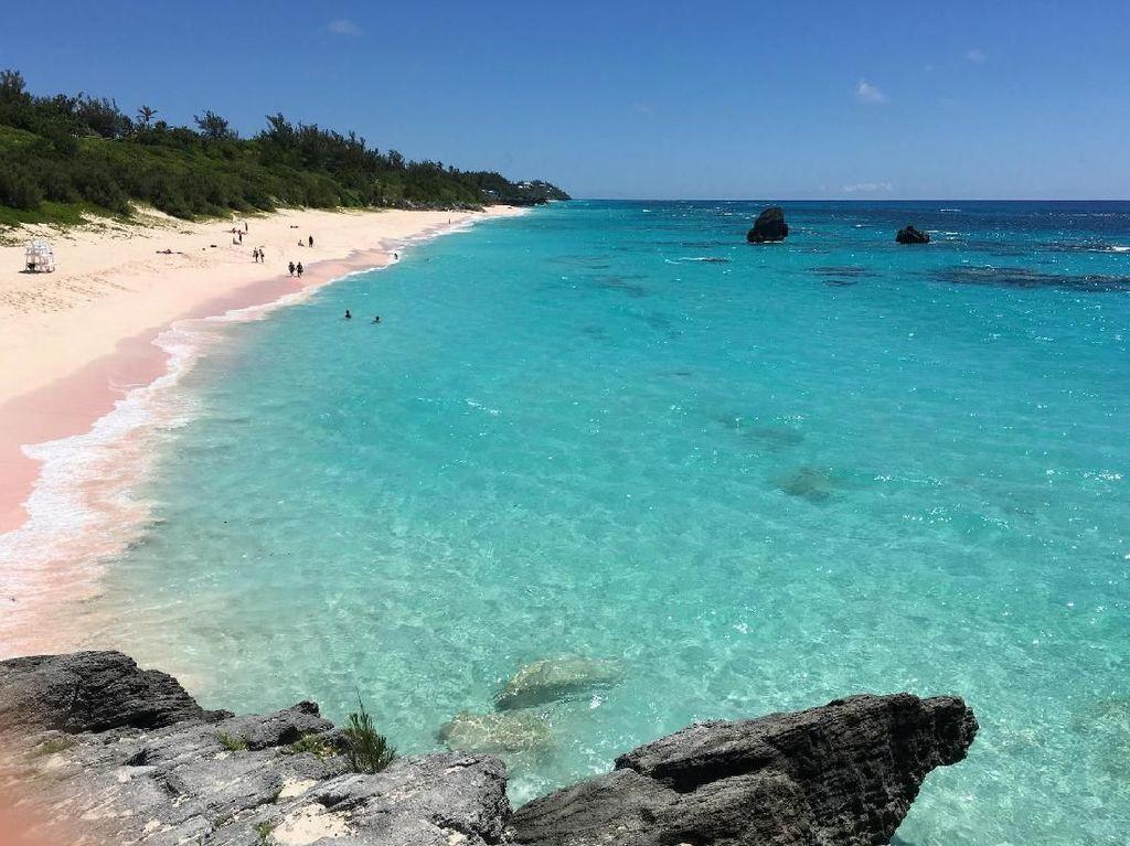 Ini Bermuda yang Cantik di Samudra Atlantik, Paspor RI Bebas Visa Lho