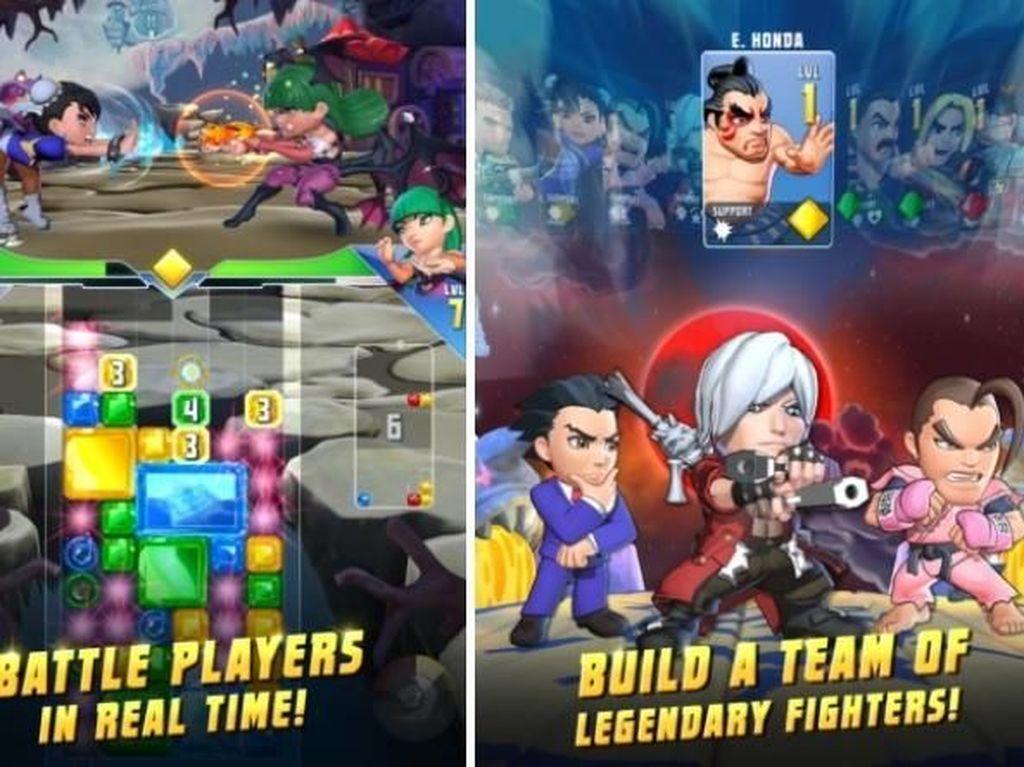 Bentuk Tim Legendaris Capcom Lewat Game Ini