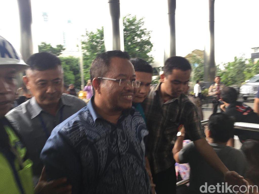 Anggota DPRD dan Pejabat Pemprov Jambi yang Kena OTT Tiba di KPK