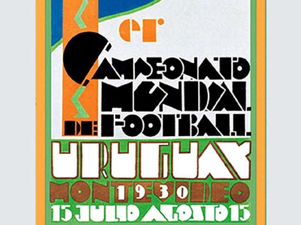 Foto: Poster-poster Piala Dunia (Bagian I)