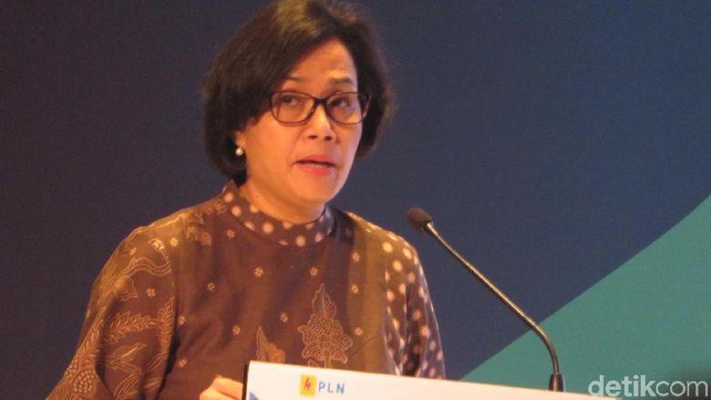 Sri Mulyani Marah-marah di Depan Ratusan Pejabat Dinas Kesehatan