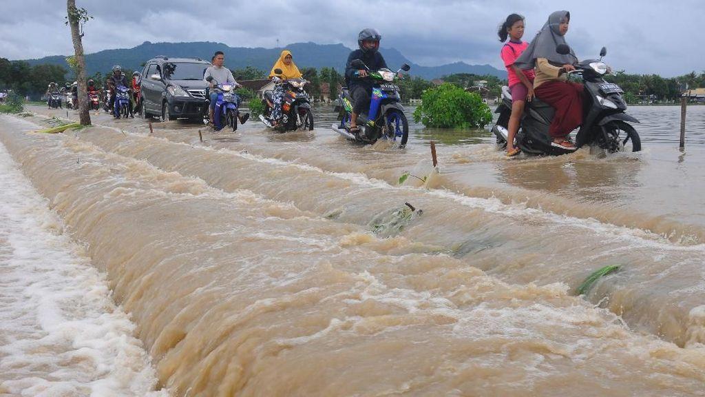 Foto: Begini Imbas Dahsyatnya Siklon Tropis Cempaka