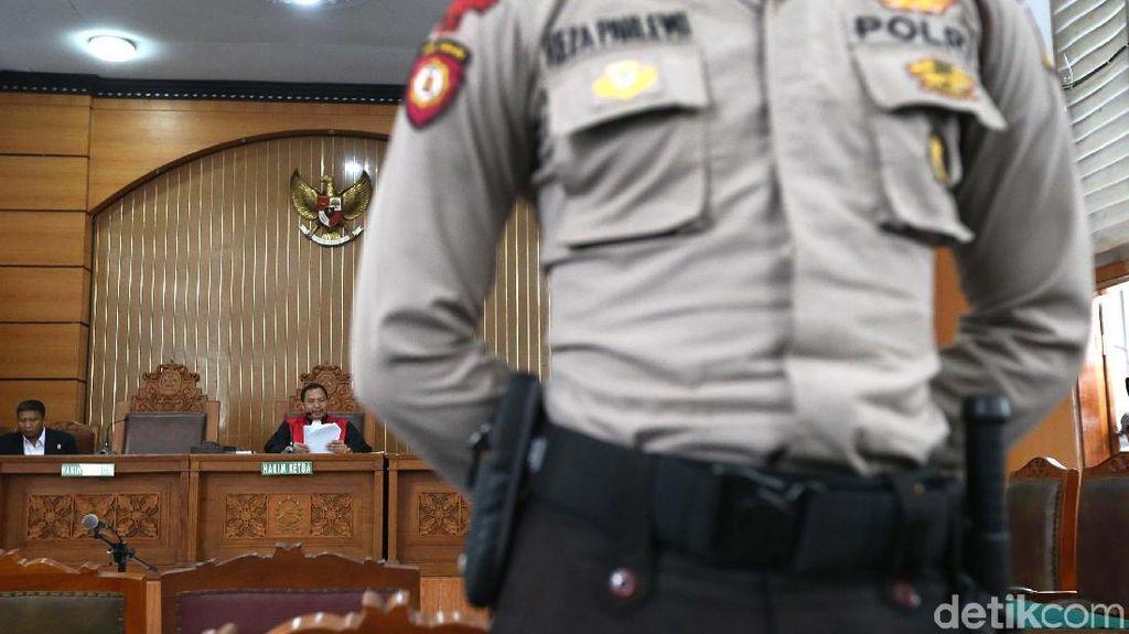 Sidang Praperadilan Novanto Dijaga Ketat