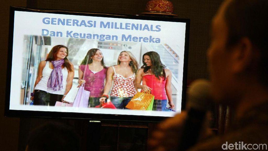 Literasi Keuangan untuk Generasi Milenial