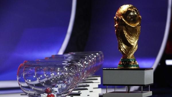 Besok, Drawing Piala Dunia 2018!