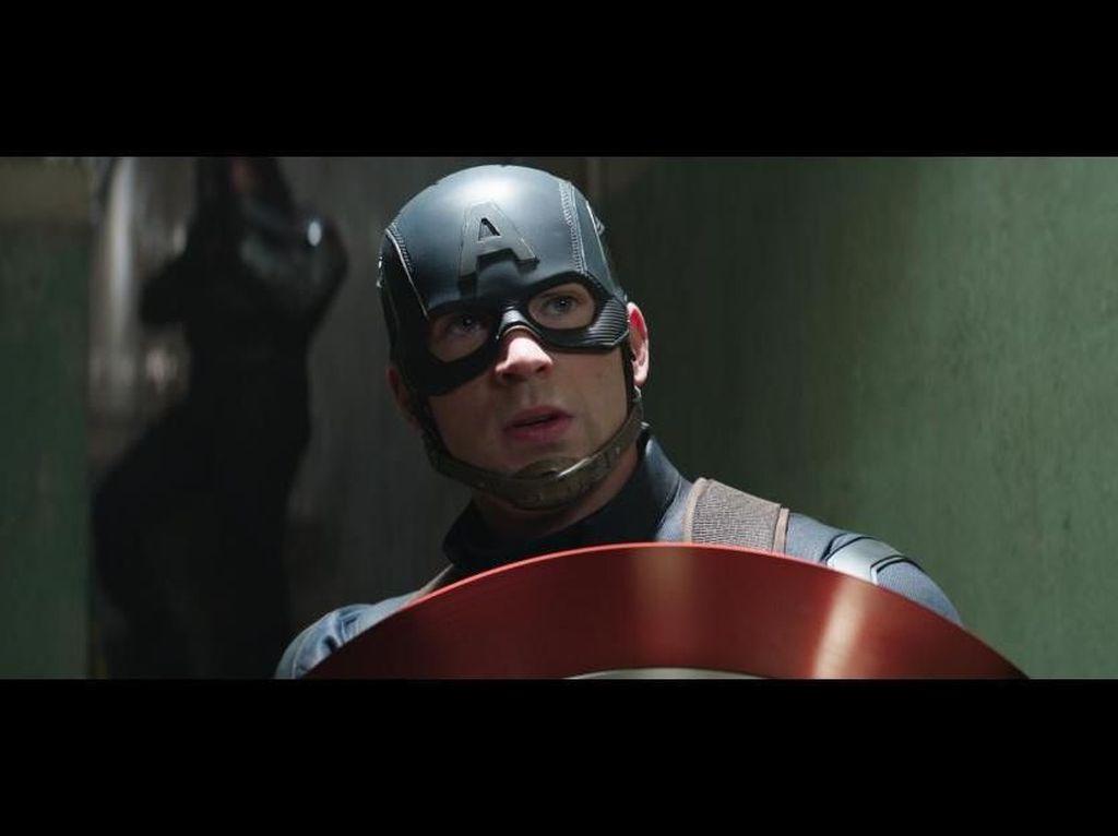 Gara-gara Foto Captain America, Plot Avengers 4 Terancam Bocor