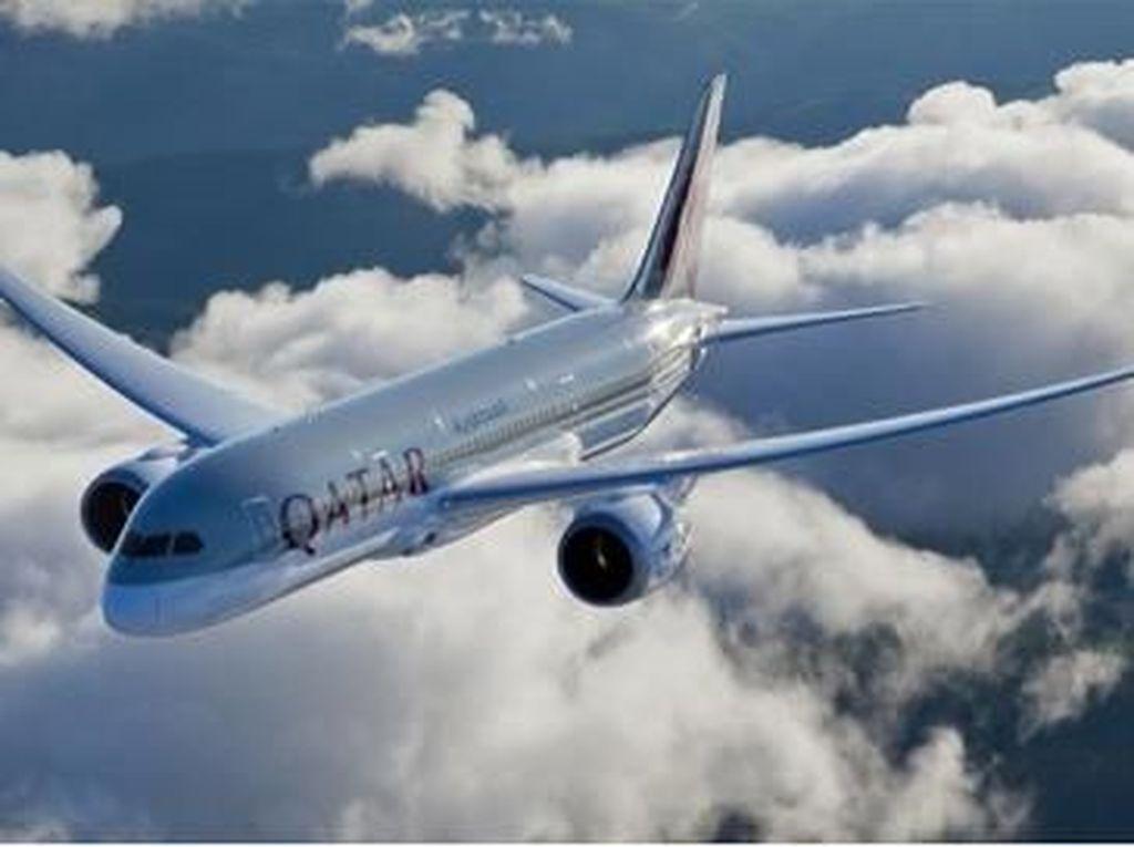 Qatar Airways Bakal Buka Penerbangan di 4 Kota di RI