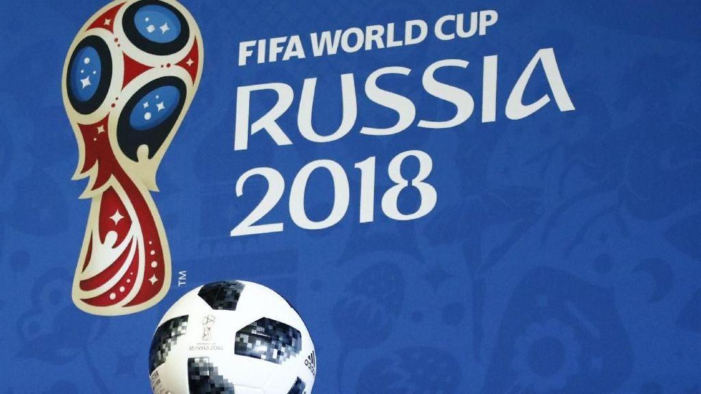 Rupa-rupa Jersey Away Tim Tiga Garis di Piala Dunia 2018