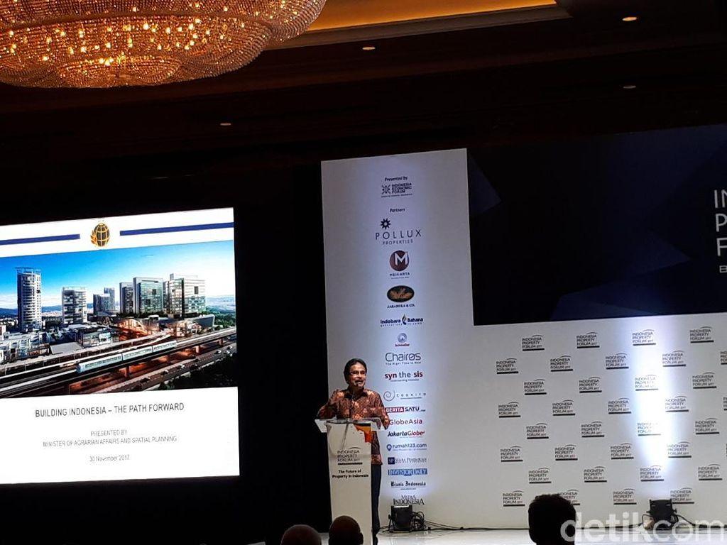 Pemerintah Kumpul Bareng Pengembang Bahas Bisnis Properti di RI
