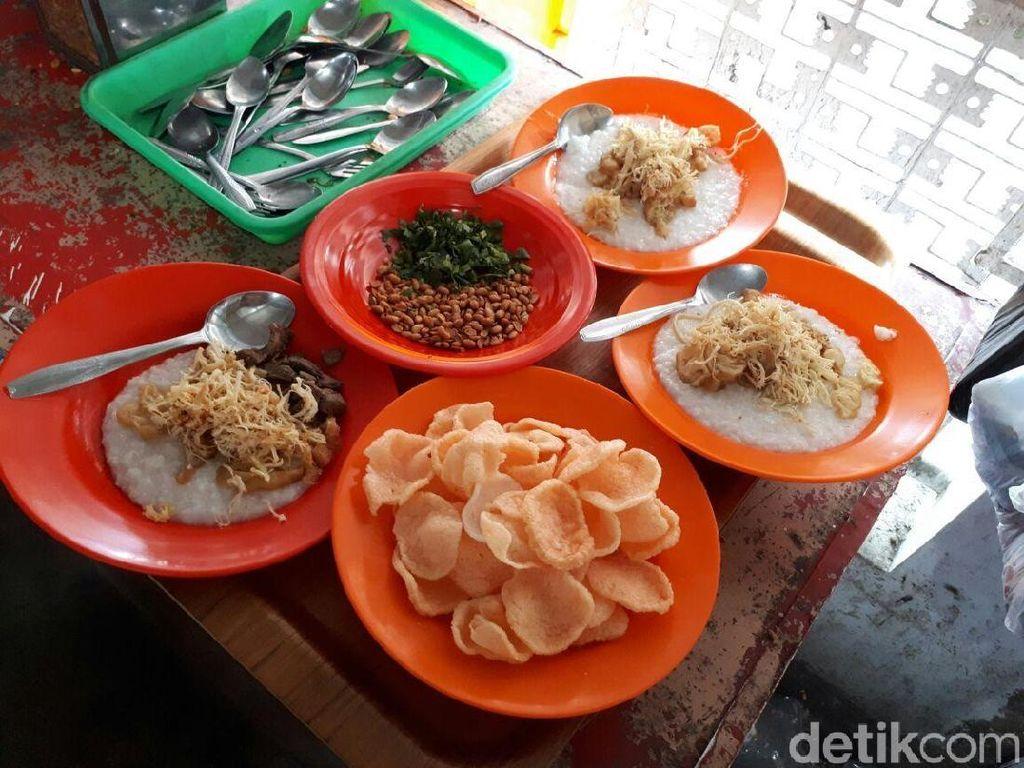 Ini Beda Bubur Ayam Cirebon, Bandung, hingga Sukabumi