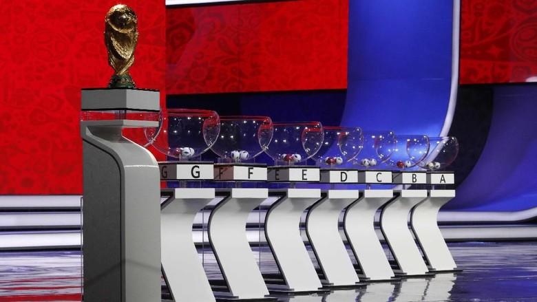 FIFA Respons Kecurigaan Terkait Drawing Piala Dunia 2018
