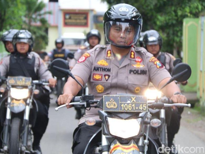 Polisi di Kota Kediri Minta Anggotanya Siaga Bencana Alam