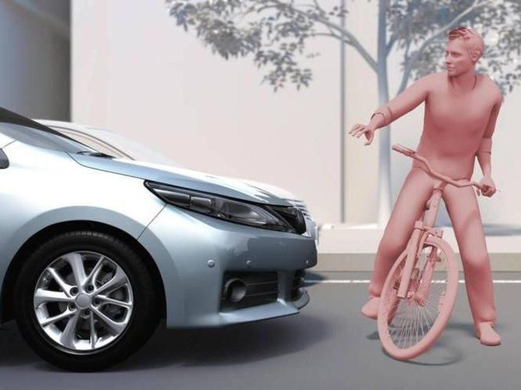 Tambah Canggih, Tahun Depan Toyota Pakai Fitur Keamanan Lexus