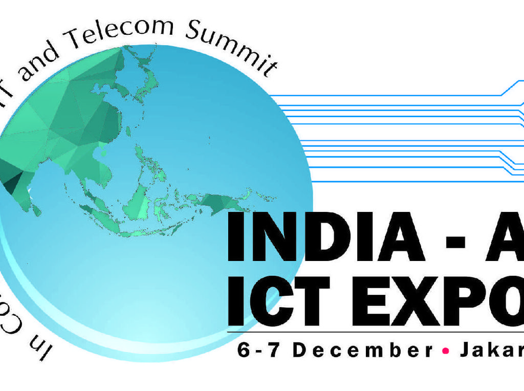 India-ASEAN ICT Expo 2017 Digelar di Jakarta