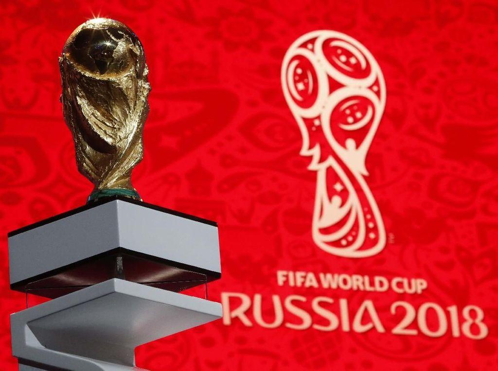 15 Rekor di Piala Dunia 2018