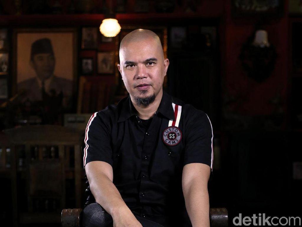 Ahmad Dhani yang Kian Dekat dengan Meja Hijau