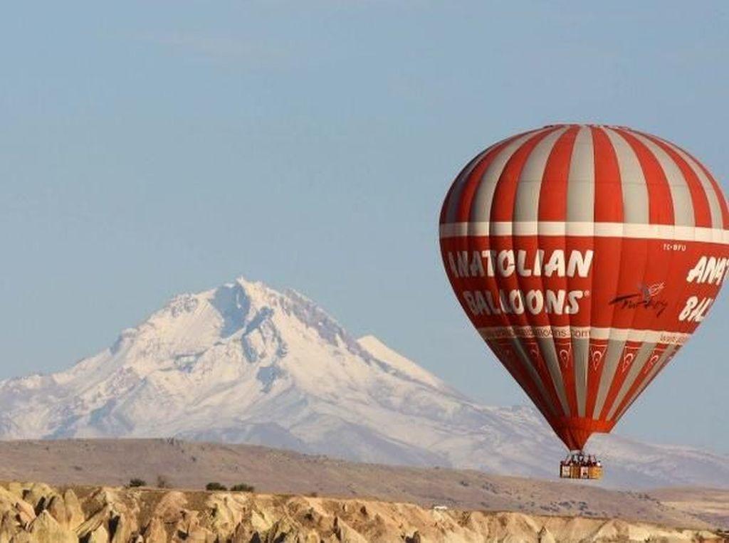 Selamatkan Pariwisata, Turki Ciptakan Zona Bebas Corona
