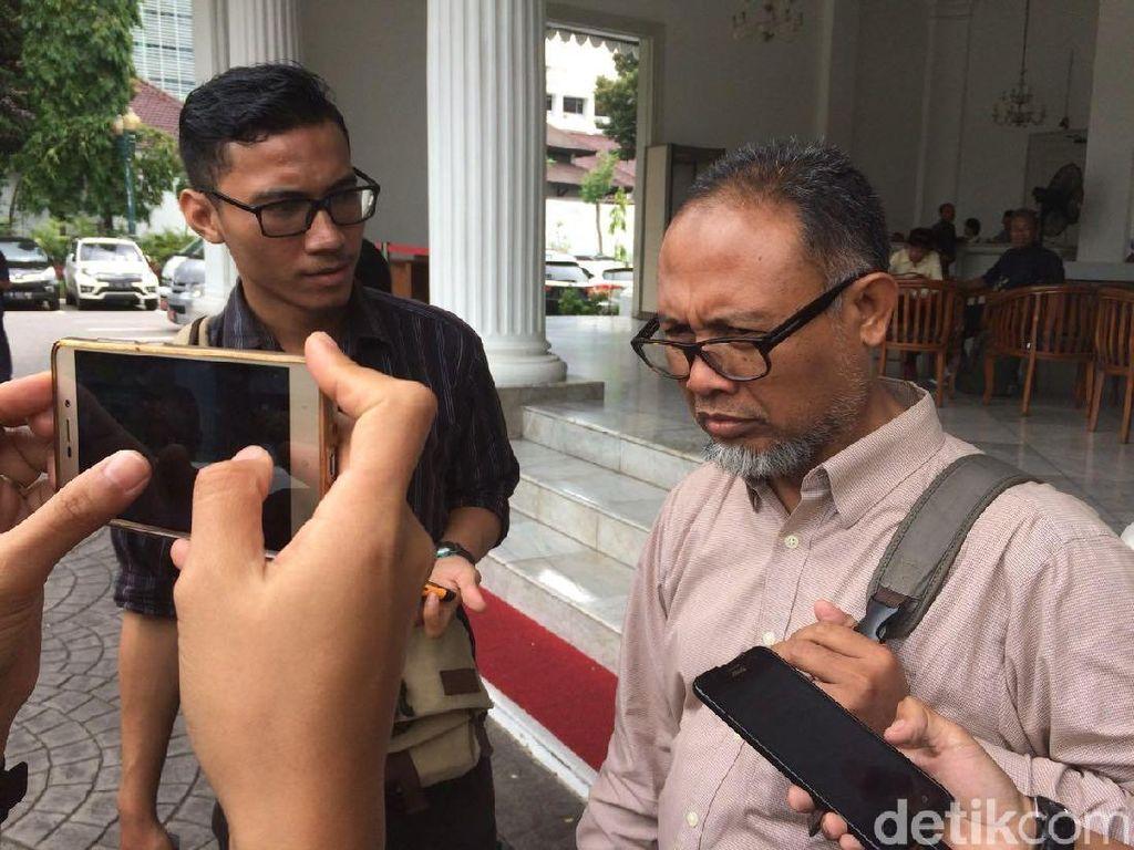 Sambangi Balai Kota DKI, BW dan Nursyahbani Bahas Soal Korupsi