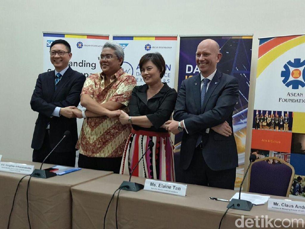 SAP & ASEAN Foundation Tantang Anak Muda Jadi Ilmuwan Data
