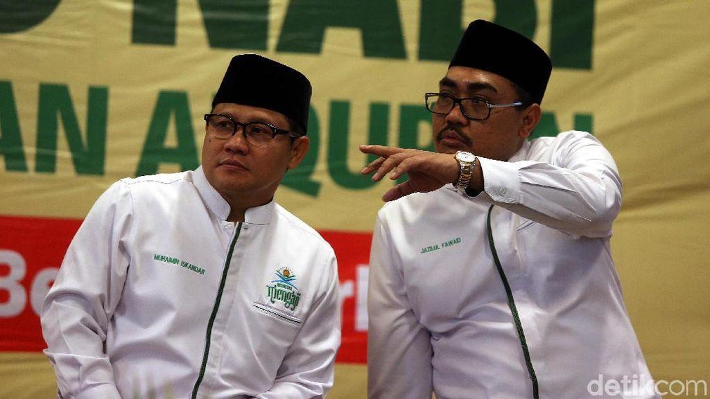 Muhaimin Iskandar Hadiri Peringatan Maulid Nabi