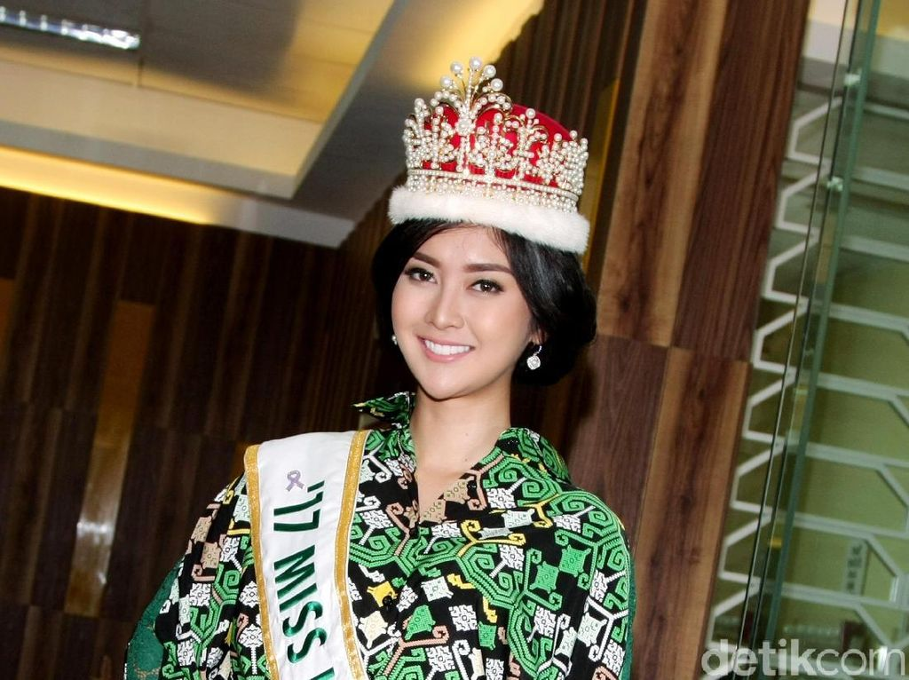 Cerita Kevin Lilliana di Karantina Miss International 2017