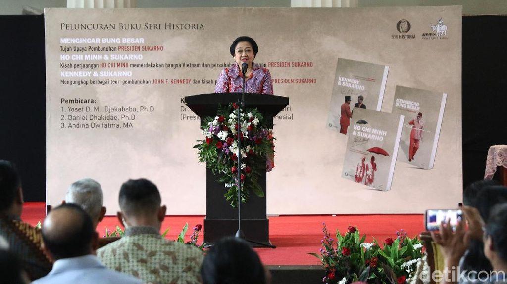 Pro Kontra Jokowi Naikkan Pangkat Megawati