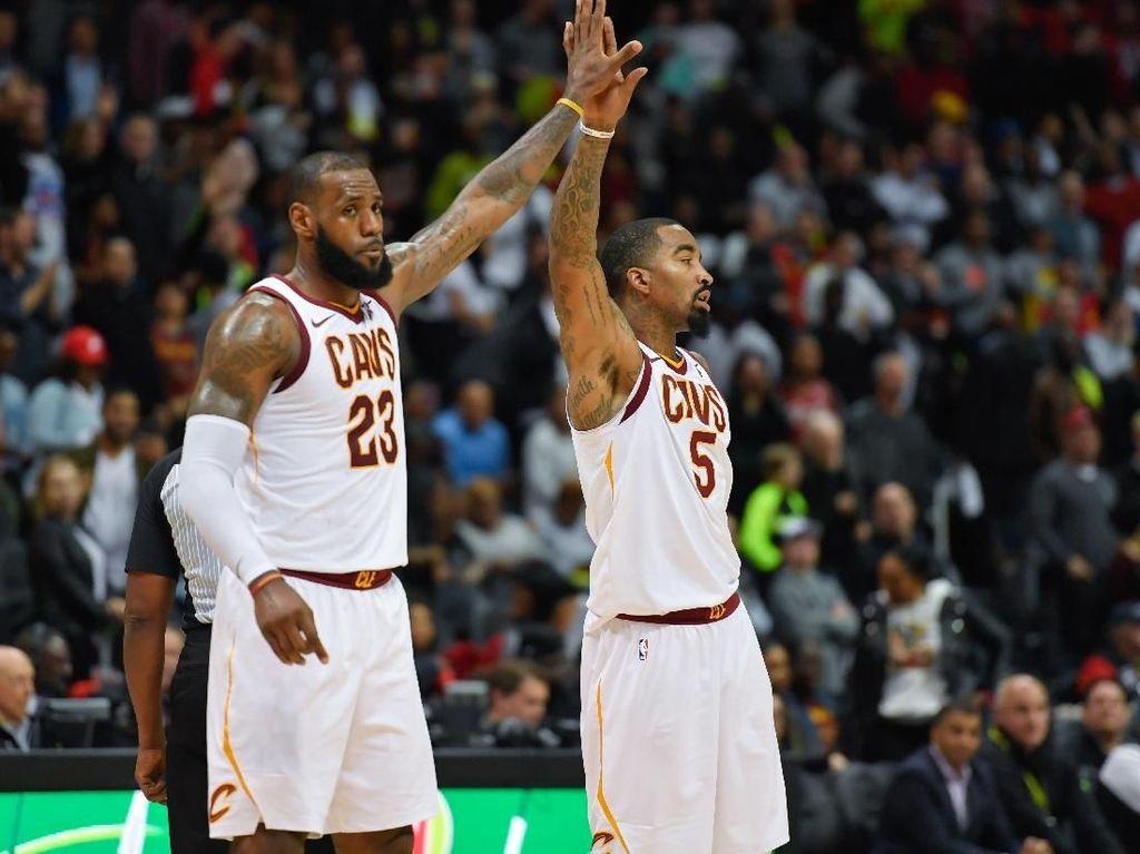 Cavaliers Menang 10 Kali Beruntun, Terpanjang Sejak 2015/2016