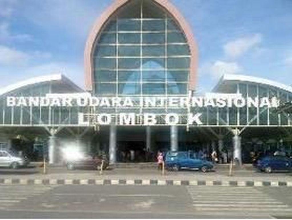 Bandara Lombok Dibuka Lagi