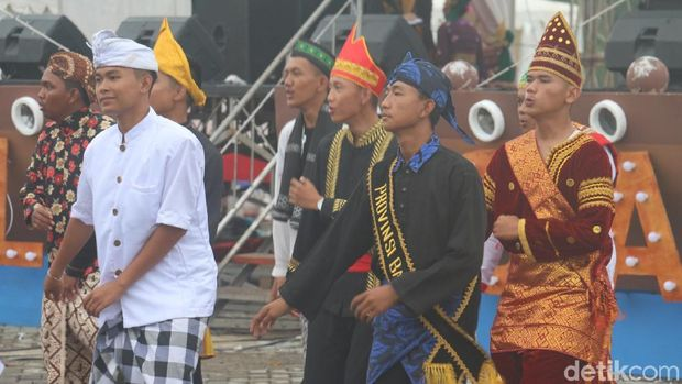 Menpar Buka Wonderful Sabang Expo di Sail Sabang
