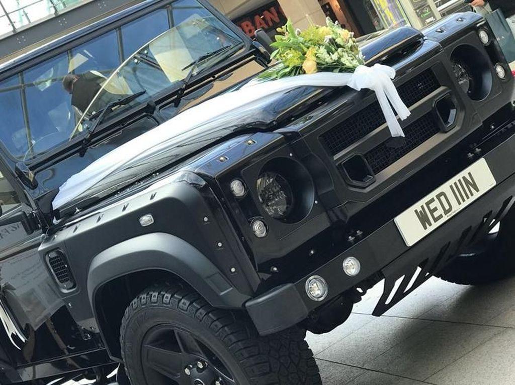 Mobil Untuk Tunangan Pangeran Harry dan Meghan Markle