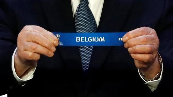 Undian yang Menantang bagi Belgia