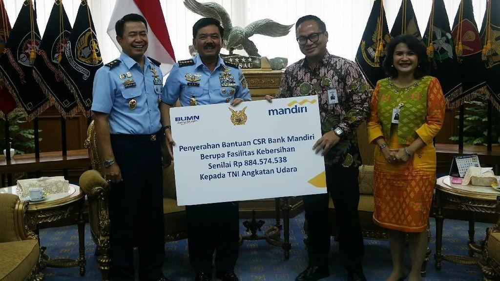 Dukungan Mandiri untuk TNI AU