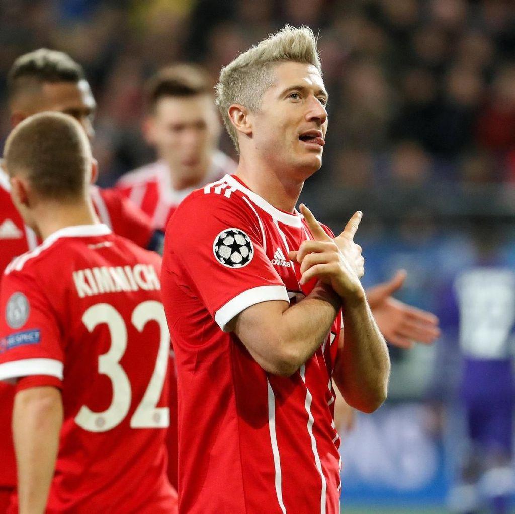 Rumitnya Mencari Pelapis Lewandowski di Bayern