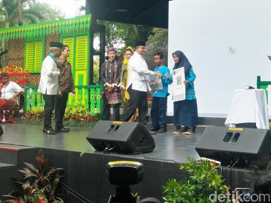 Satu Pendamping Penerima KJP Usia SD-SMP Juga Gratis Masuk Ancol
