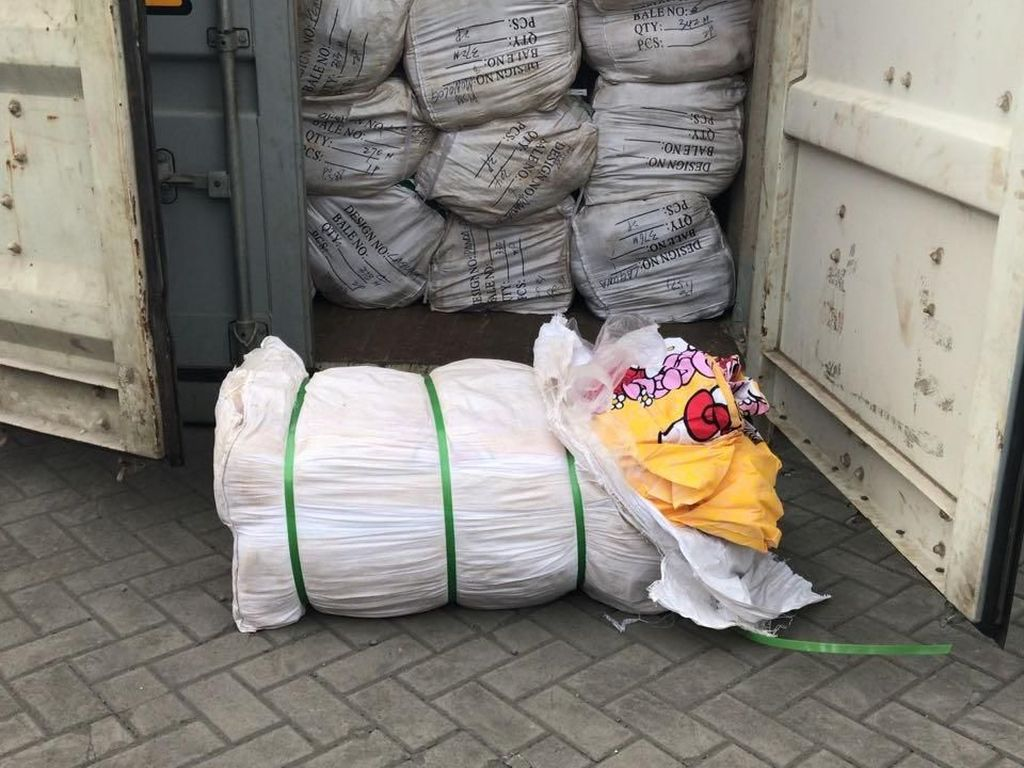 Tiga Jurus Pemerintah Hadang Badai Impor Tekstil