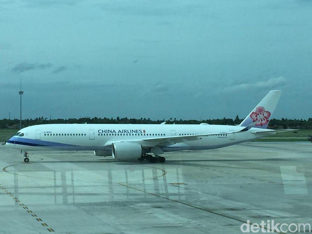 Tentang Codeshare dan Hoax China Airlines Layani Jakarta-Makassar